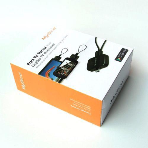 Mygica Pad Tv Tuner Dvb-T2 - Pt360