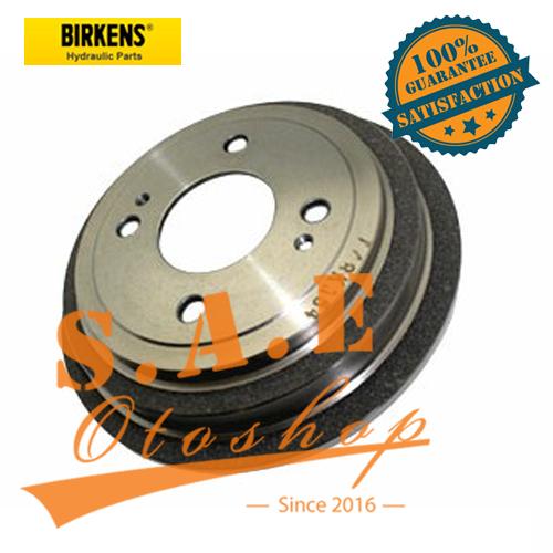 Brake Drum Jazz / Brio