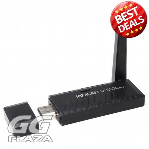 Lapara Miracast Wifi Display Dongle - M806V - Black'1WSMRM-