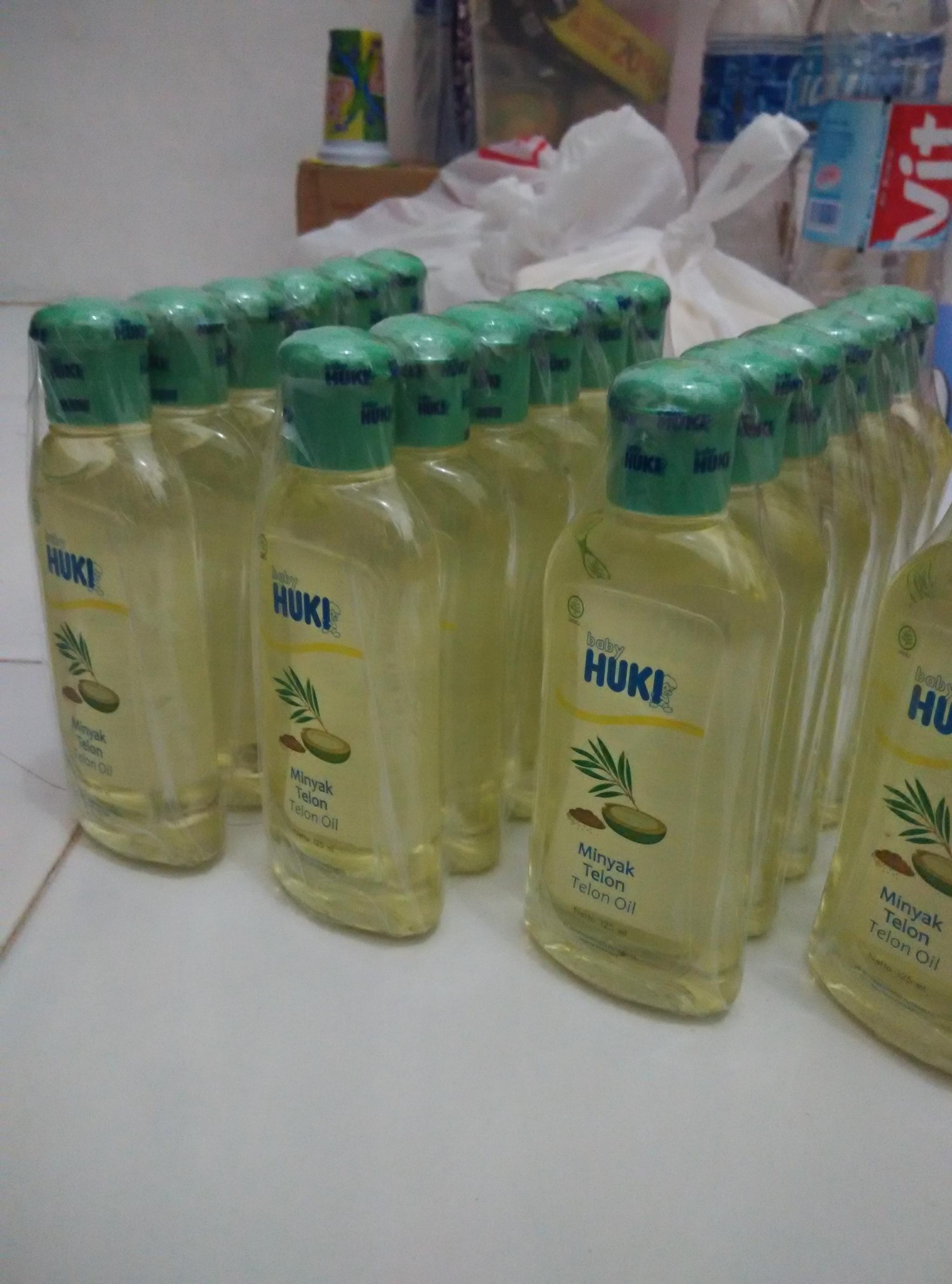 Jual Huki Minyak Telon 125ml Beauty Inside Tokopedia