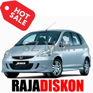 Body Cover/Sarung/Selimut/Pelindung Mobil Honda Jazz Gen.1 GVHI