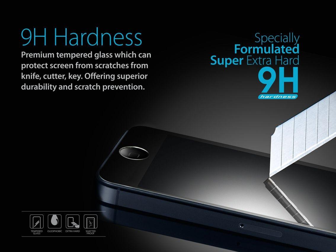 Jual Anti Gores Kaca Temper Kuat Gorila Tempered Glass Samsung Galaxy Ace 4 - Grace Acc
