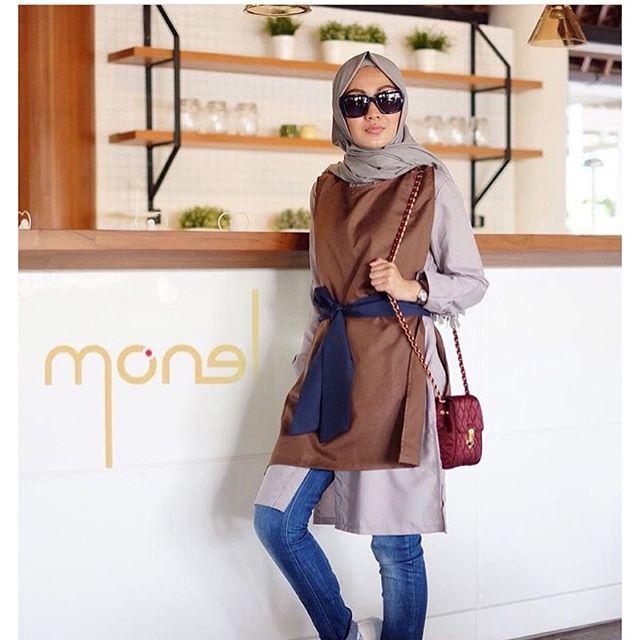 Baju Hijab Murah Silsil