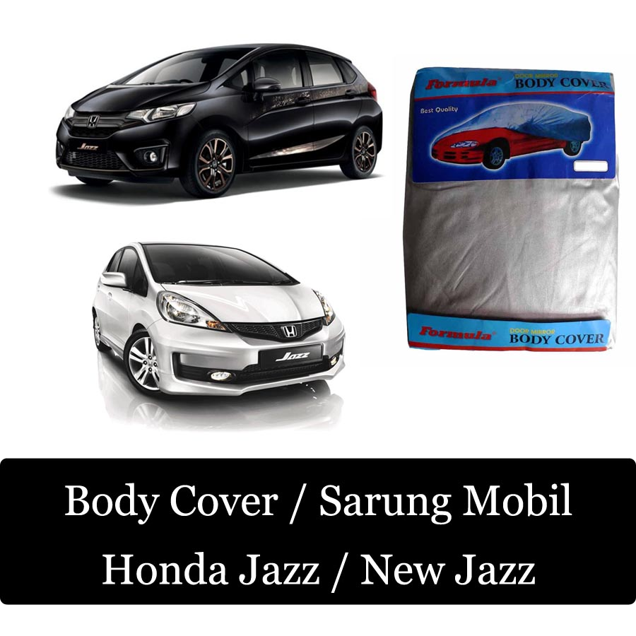 Body Cover - Sarung Mobil All New Jazz
