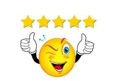 EMO SMILE TERGANTUNG RATING STAR:)