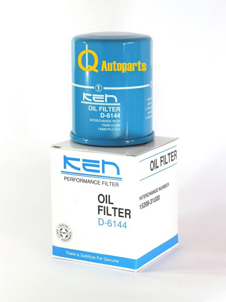 KEN Filter Oli Honda Jazz / Freed / City / Mobilio / Brio