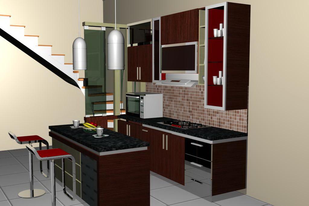 Jual kitchen set edijayakitchen tokopedia for Jual aksesoris kitchen set