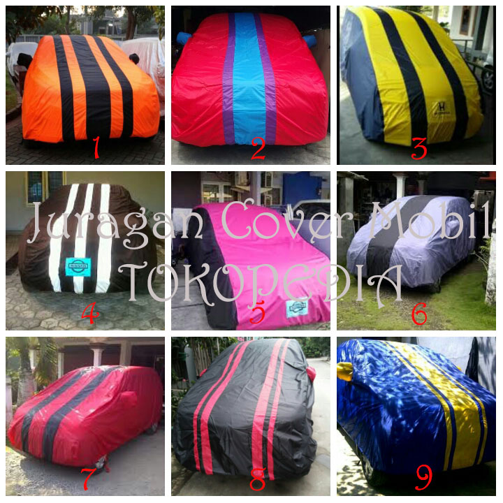 Cover Mobil Honda New Jazz, Jazz, Brio
