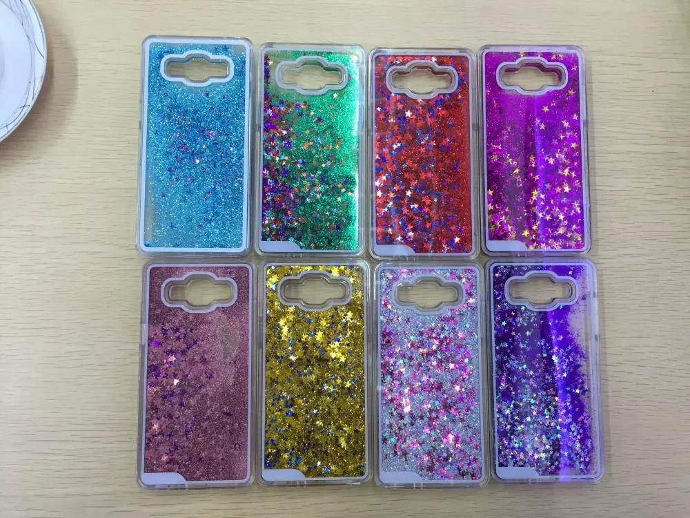 Jual Case Samsung Galaxy J5 2016 J510 Water Glitter
