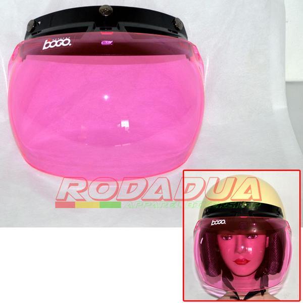 Jual Kaca Helm Bogo B 06 Pink Di Indonesia