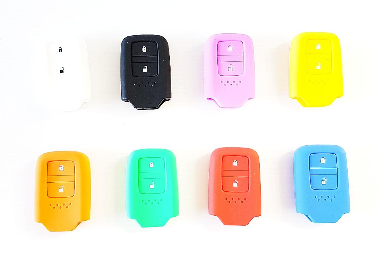 Kondom Silikon Remote Kunci Honda Jazz Gk5, Hrv
