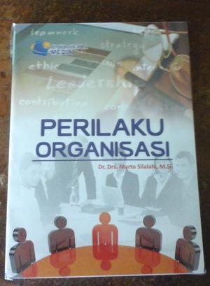 Ebook Perilaku Organisasi