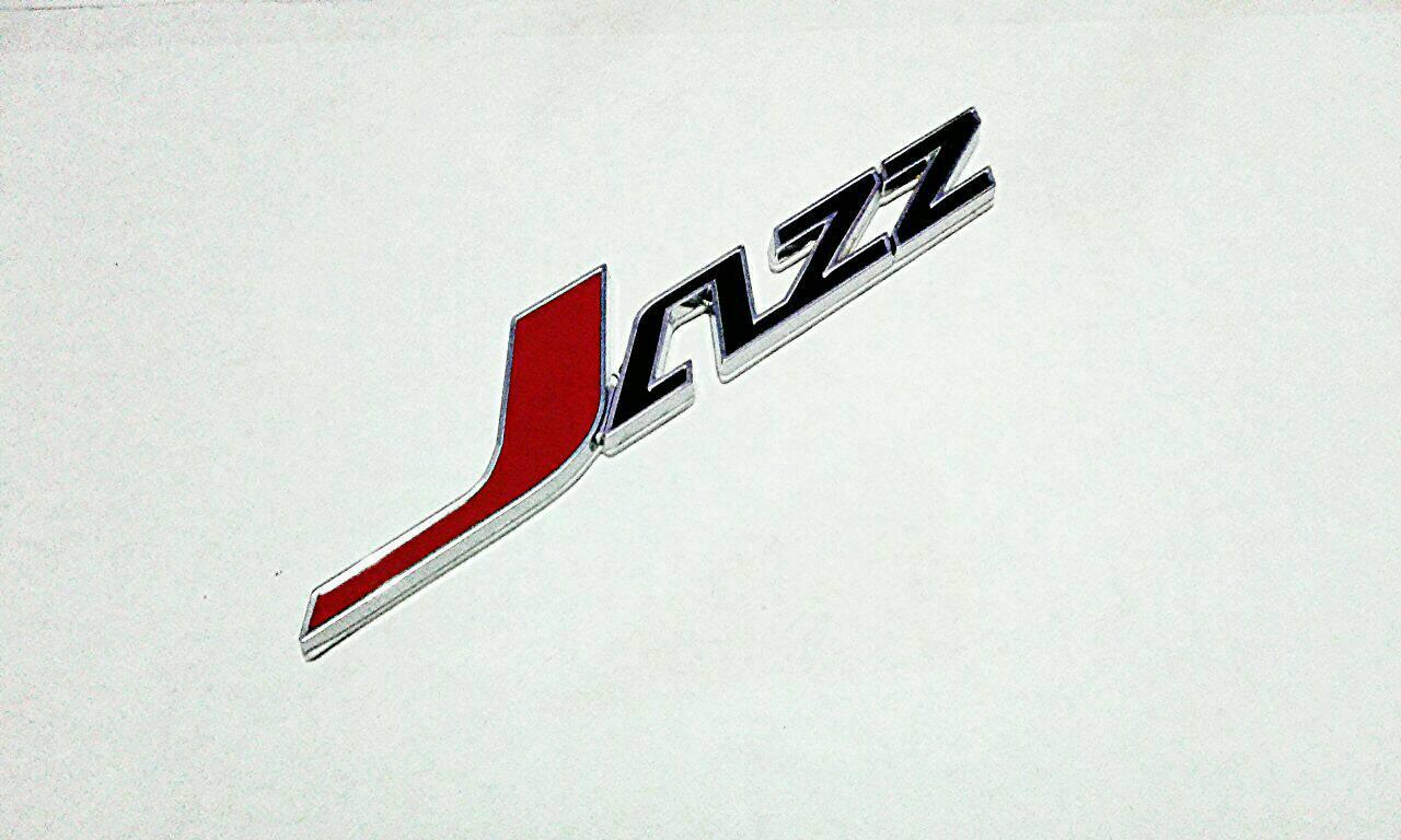 Emblem Tulisan Jazz Excelusive