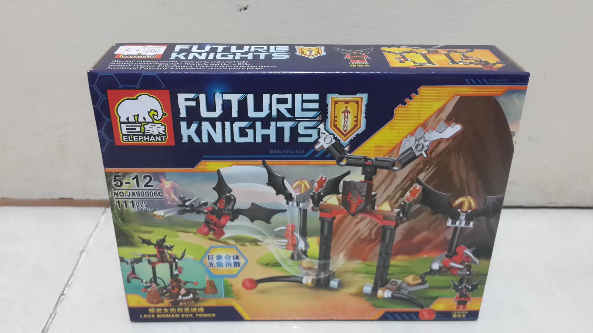Jual Lego Future Knights Okage Toys Tokopedia