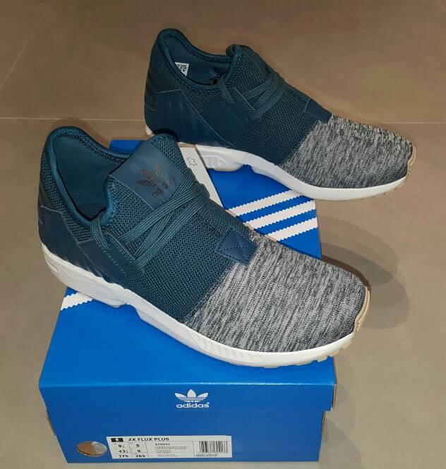 56c07a3a0 ... inexpensive adidas zx flux plus utigrn s75931 ca305 5d47e ...