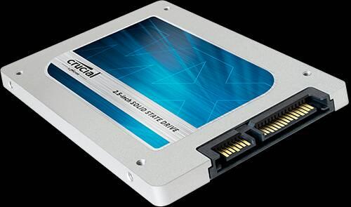 SSD Crucial 512 GB