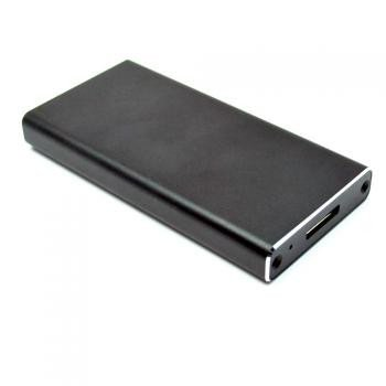 Mini MSATA SSD Enclosure USB 3.0