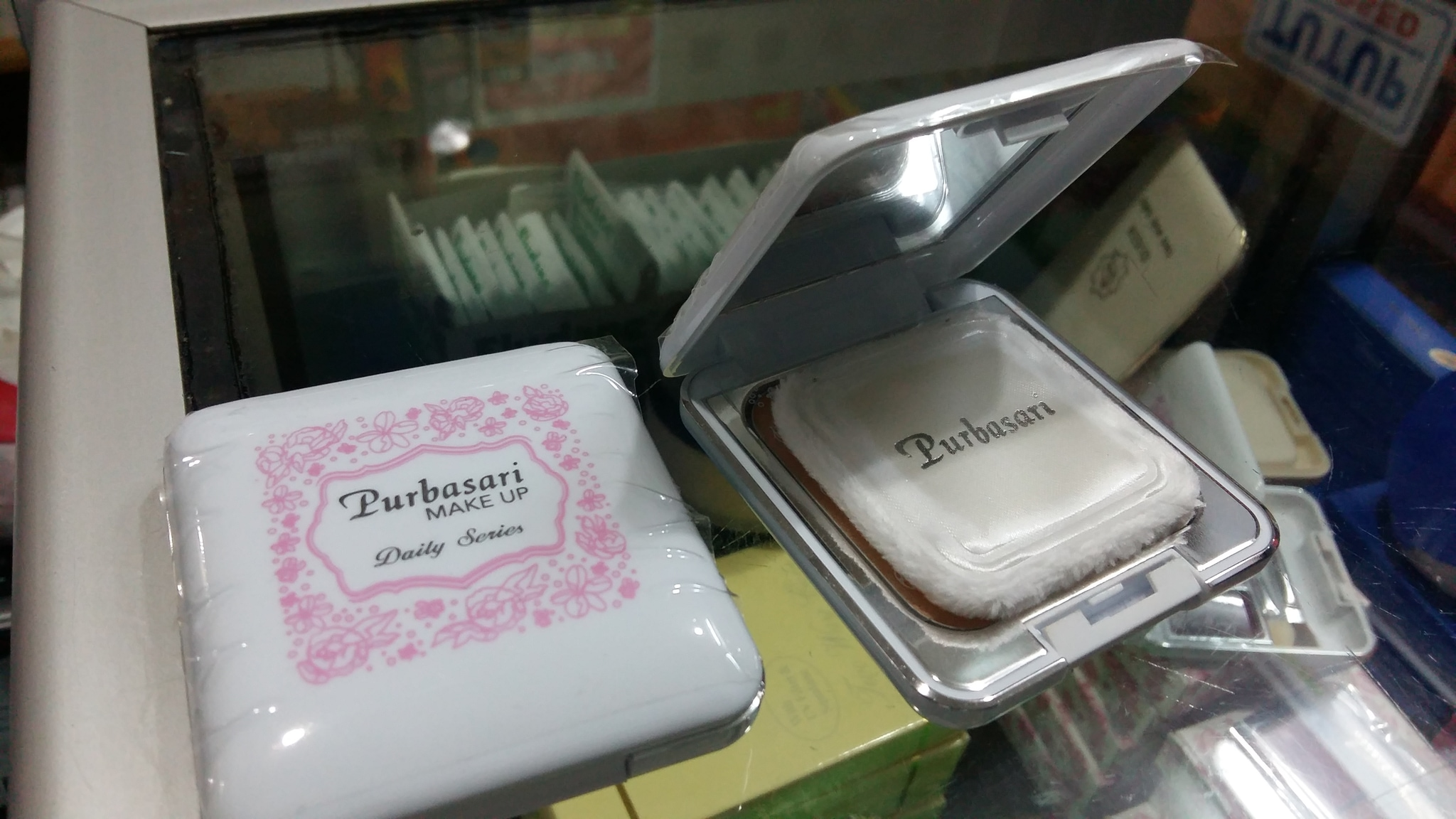 Purbasari Face Powder Daily Series 01 Natural 30gr Daftar Harga Foundation Tac Jual Compact