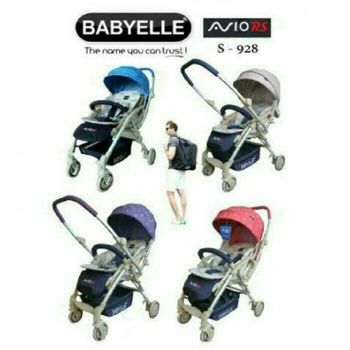 Babyelle Avio Reversible Murah