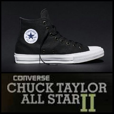 Jual sepatu converse high Chuck Taylor II   sepatu murah terbaru ... b652d06ca1