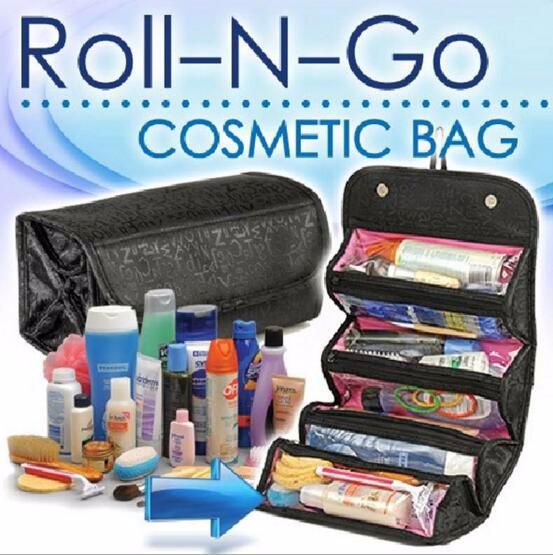 Roll n go cosmetic bag ROLL N GO KOSMETIC ORGANIZER ZXEM