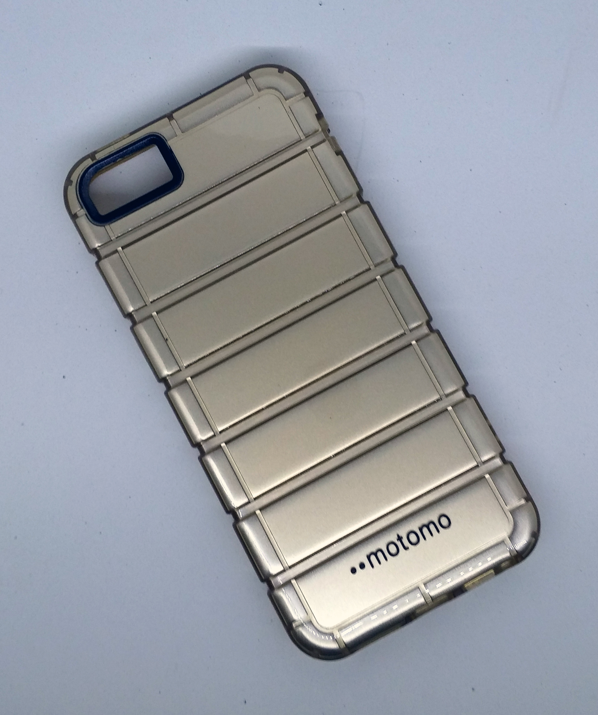 iPhone 5 5S SE Softgel TPU Motomo Kingdom