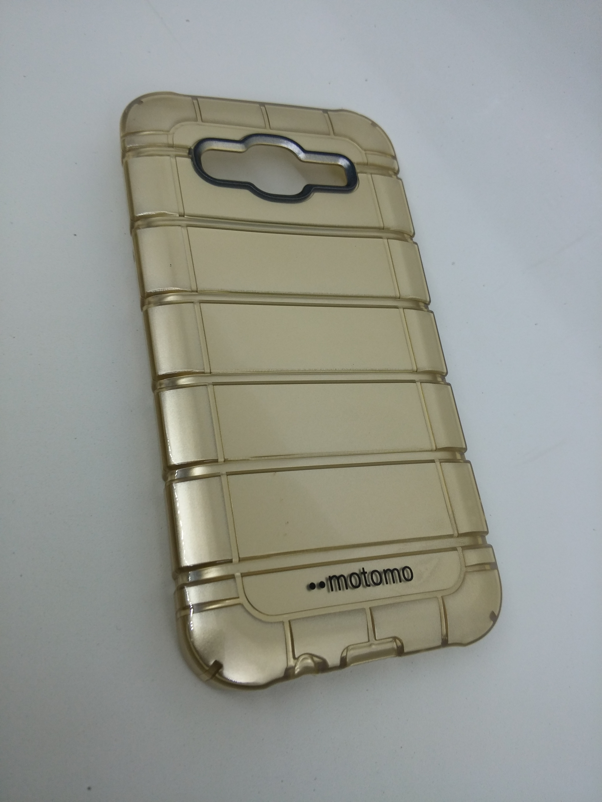 Samsung Galaxy J5 2016 Softgel TPU Motomo Kingdom