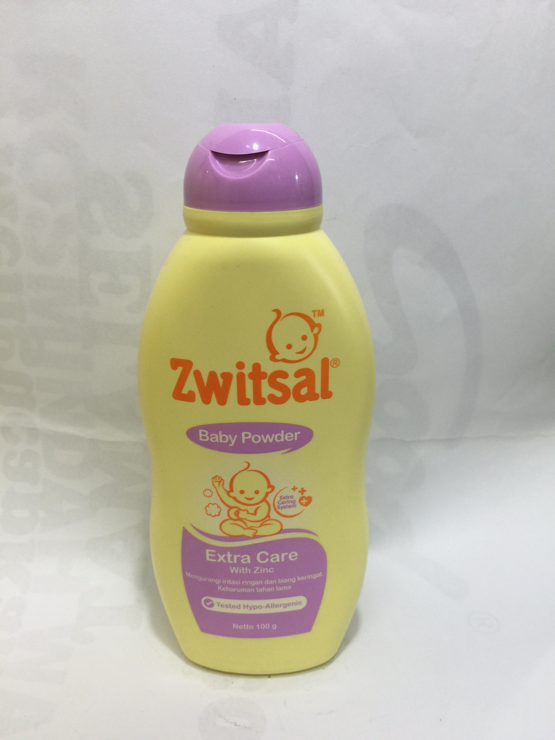 Zwitsal Baby Cream Extra Care Zinc 50ml Daftar Harga Terkini Dan With Zync Tub Powder 100