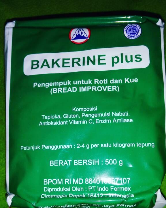 repack bakerin plus 20gr / repack bread improver 20gr - Blanja.com