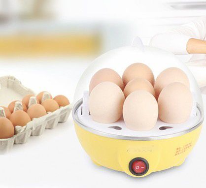 Pengukus Telur Elektrik (Electric Egg Cooker Boiler)