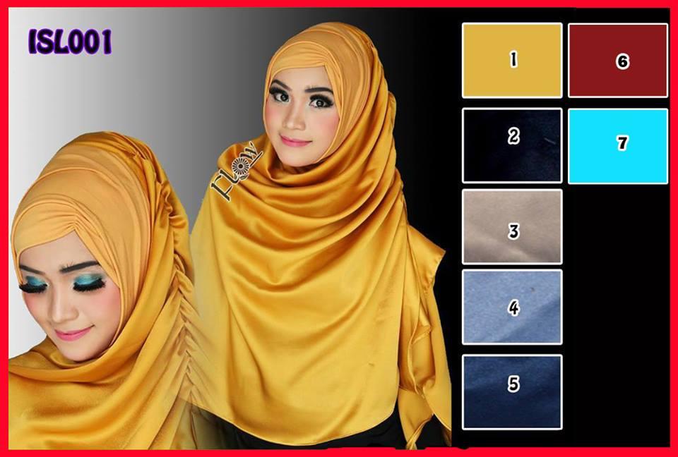 Hijab/Jilbab Instant Syria Laiba Velvet