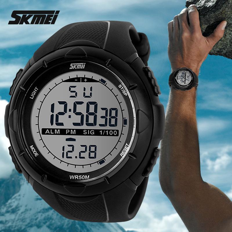 ORIGINAL SKMEI 1025 Water Resist G-Shock G Shock, Digitec, Swiss Army
