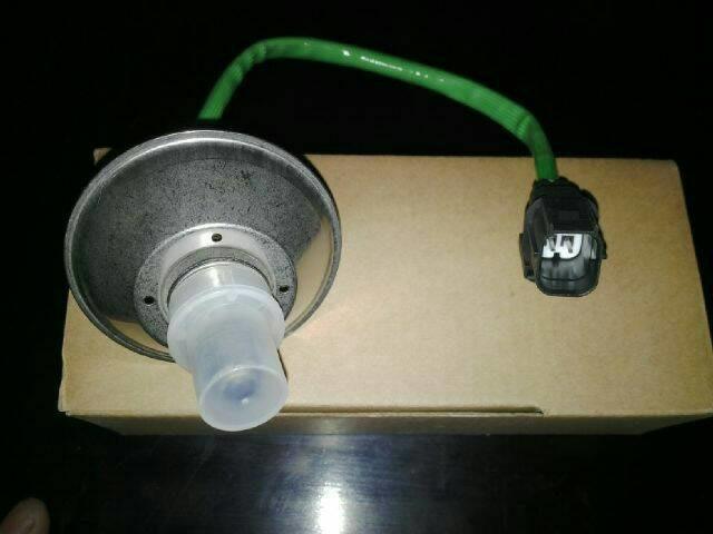 sensor knalpot jazz rs