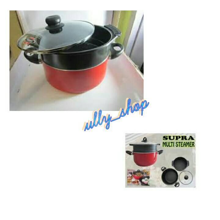 Supra Steamer