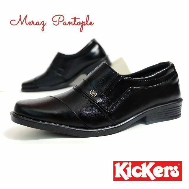 sepatu pantofel kerja kantoran kickers meraz