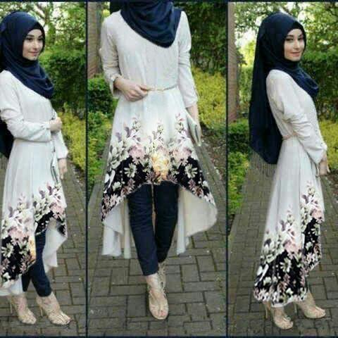 Hijab Safira Summer 3in1