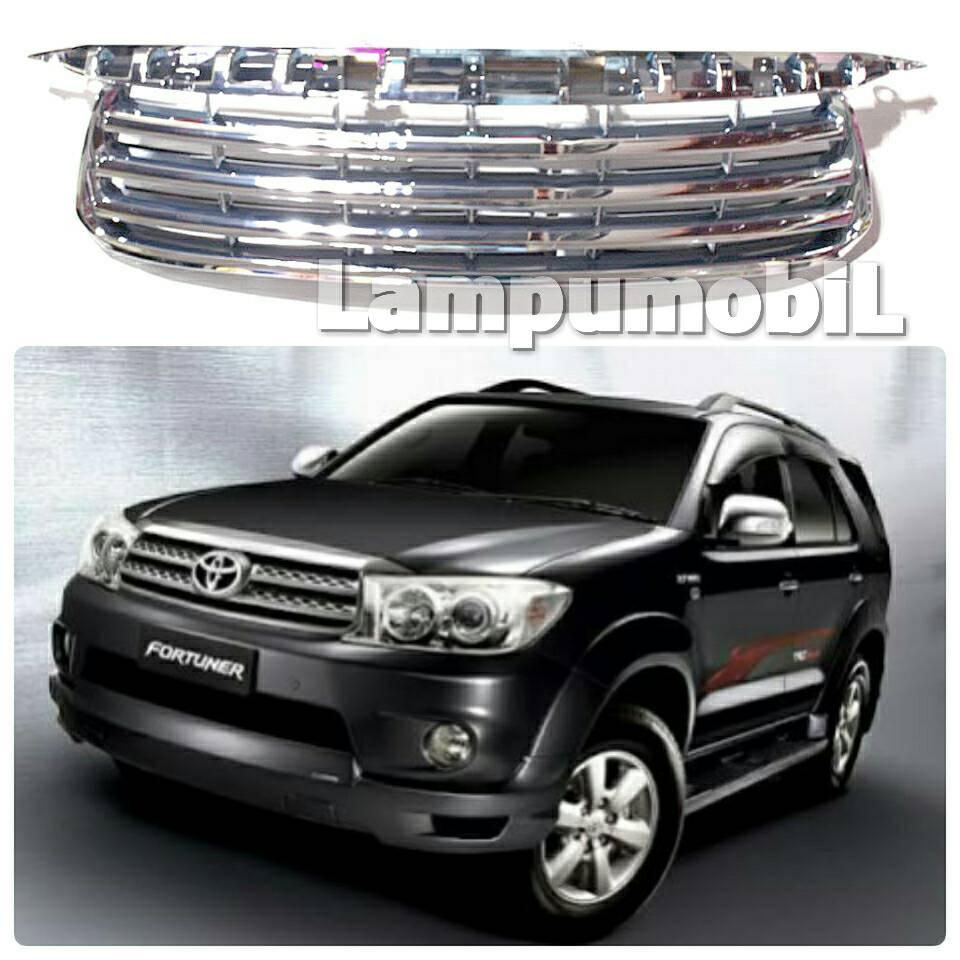 Jual Grill Depan Untuk Toyota Fortuner 2008-2011 - LampuMobil | Tokopedia