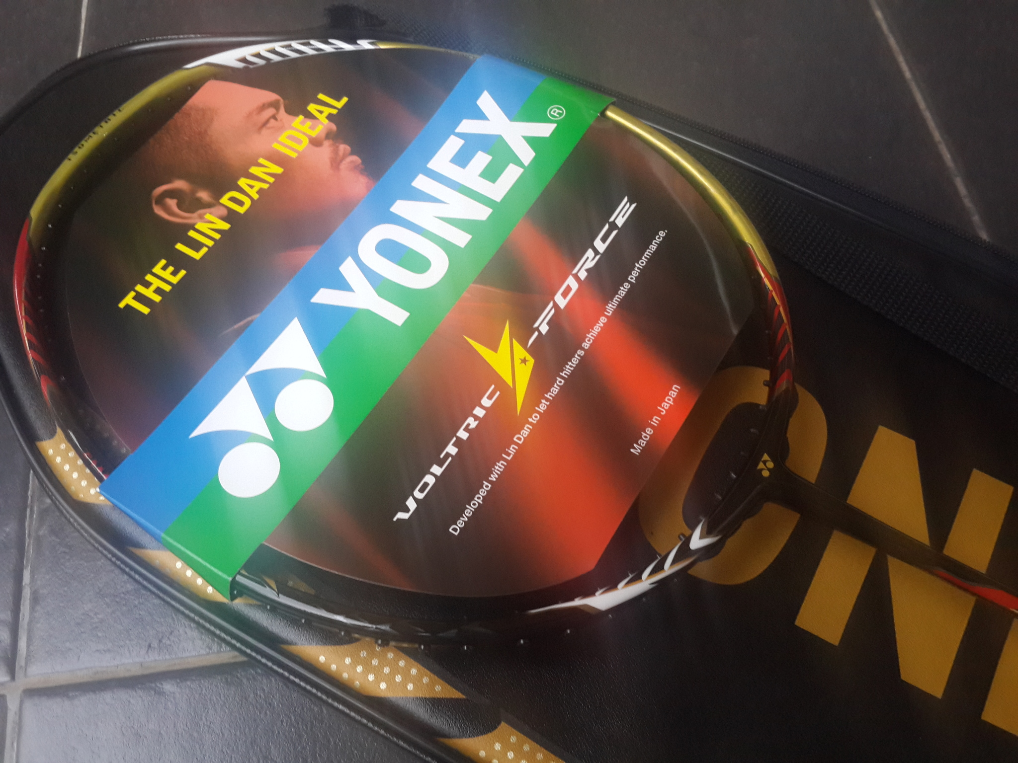 WTS New Yonex Voltric LD Force 4UG5 Unstring