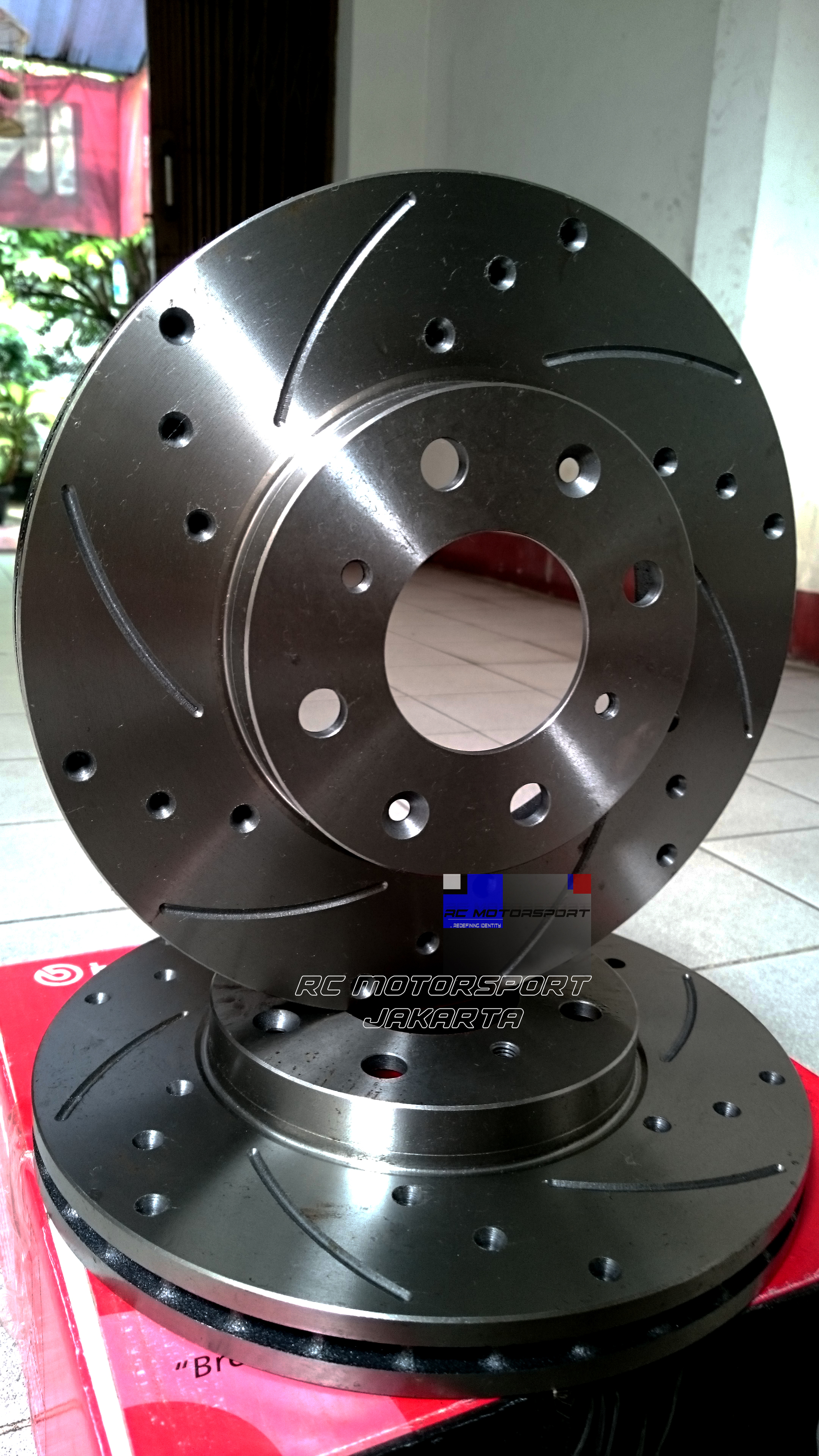 Brembo Performance Disc Brake -Honda Jazz,freed,Mobilio,City,Ferio,VTi