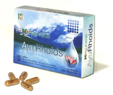 Tác dụng của AyuRhoids