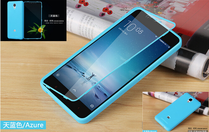 Redmi 2s Biru Gratis Tempered Glass Source · Back Source Case Flip Leather .