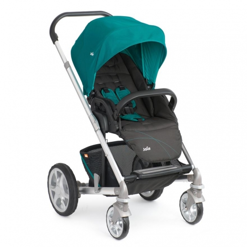 Joie Chrome Pushchair Jade Murah