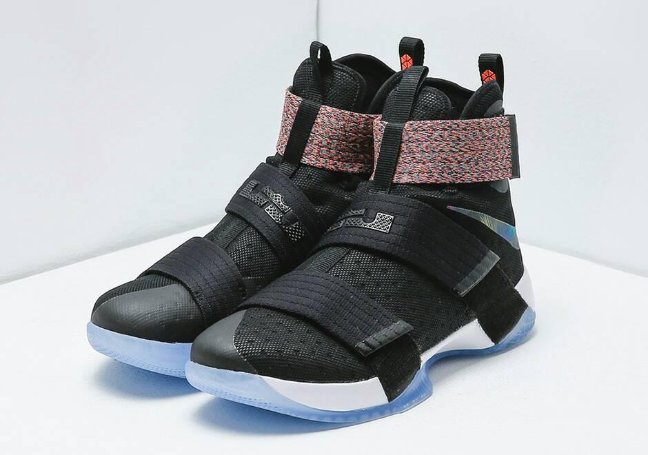 87769588837 ... Jual sepatu basket nike lebron soldier 10 iridescent black - Ganda  Sport Tokopedia ...