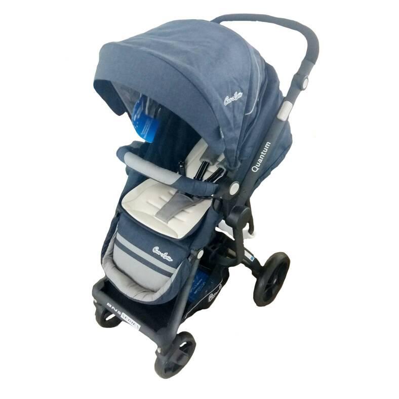 stroller Cocolatte Quantum Blue Jeans.Red.Grey Murah