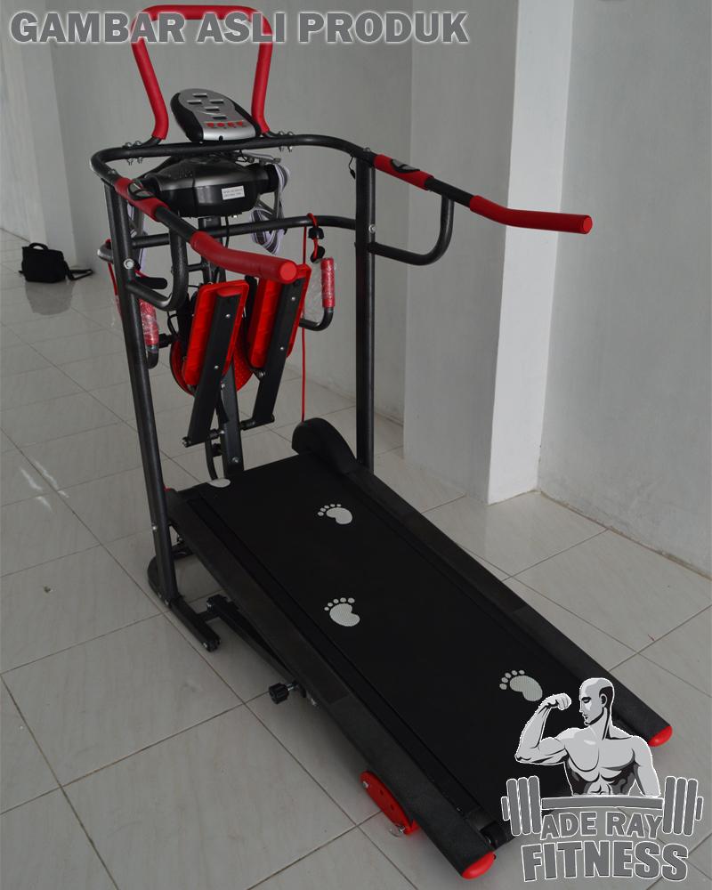 Total Fitness Treadmill Manual 6 Fungsi Tl 004 Alat Olahraga 5008 Bisa Cod Jual R Tl004r Antar