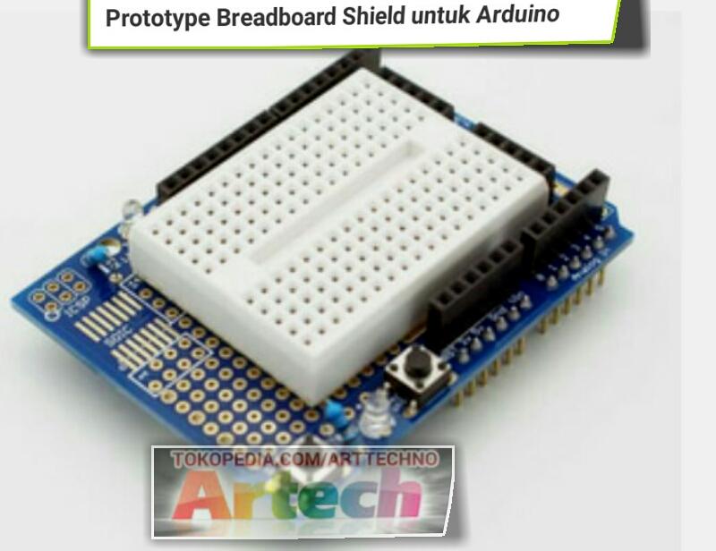 Jual prototype breadboard for arduino uno art techno