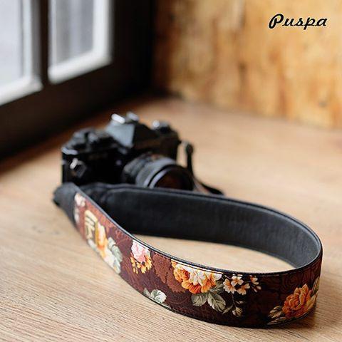 Strap / Tali Kamera / Neckstrap STAR - PUSPA