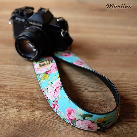 Strap / Tali Kamera / Neckstrap STAR - Marlina
