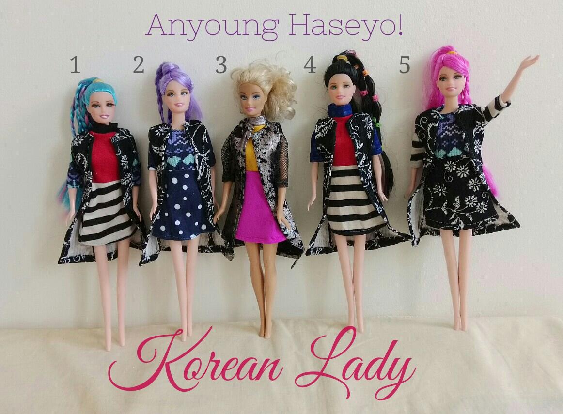 1 Daftar Harga Baju Barbie Around The Terbaru 2018 Buruan Cek Di Katalog Berbie World