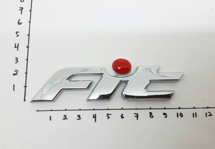 emblem honda fit jazz